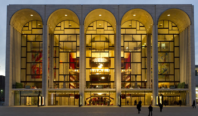 Metropolitan Opera Saison 2021/2022