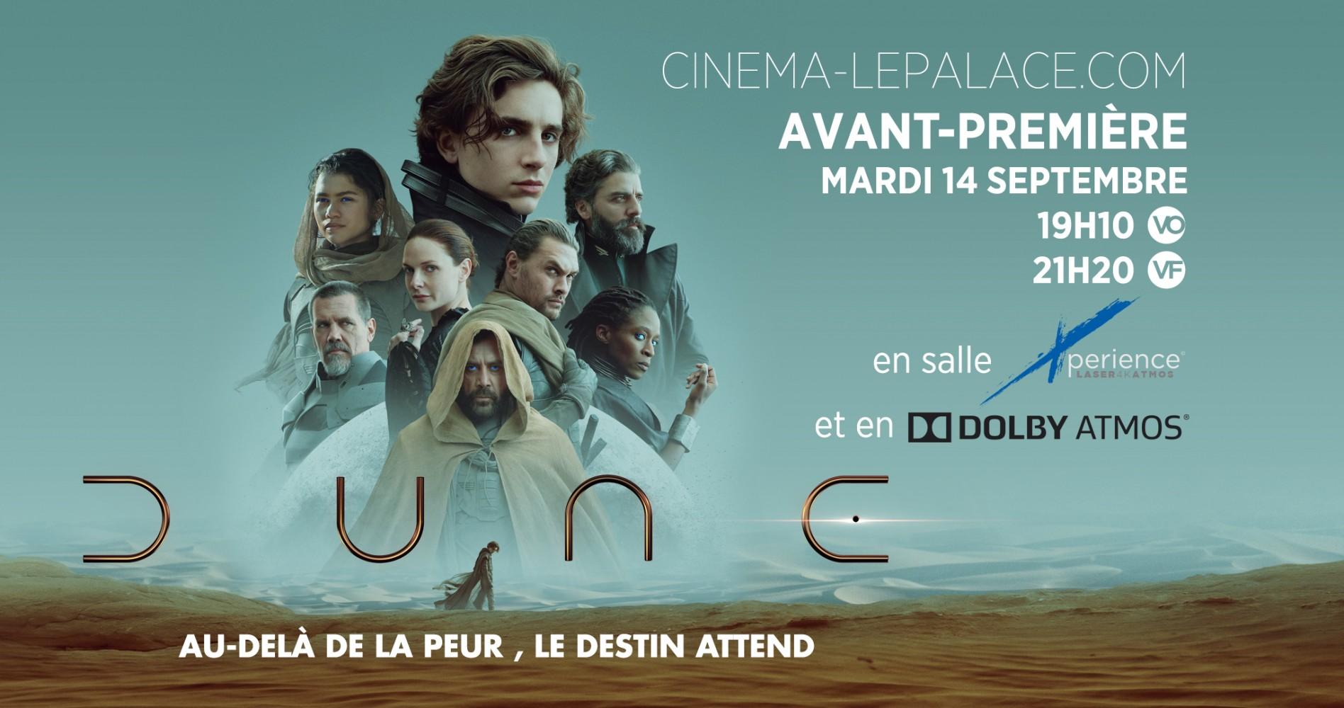 DUNE le nouveau film de Denis Villeneuve