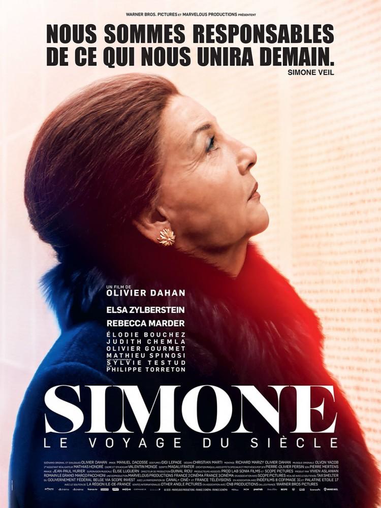 Simone - Le Voyage Du Siecle
