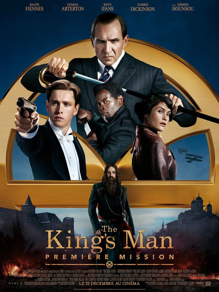 The King's Man : Premiere Mission