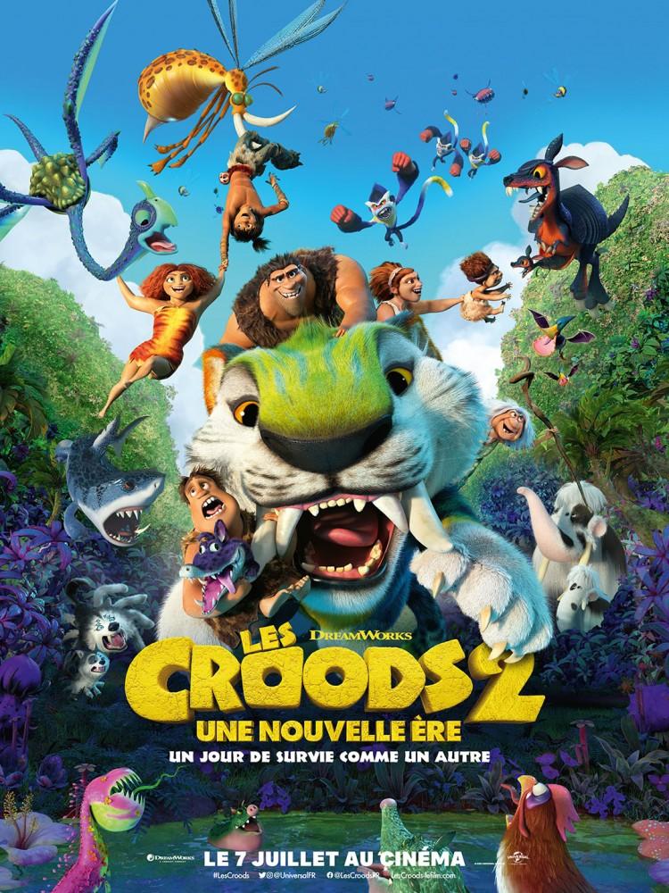 Les Croods 2 : Une Nouvelle ere