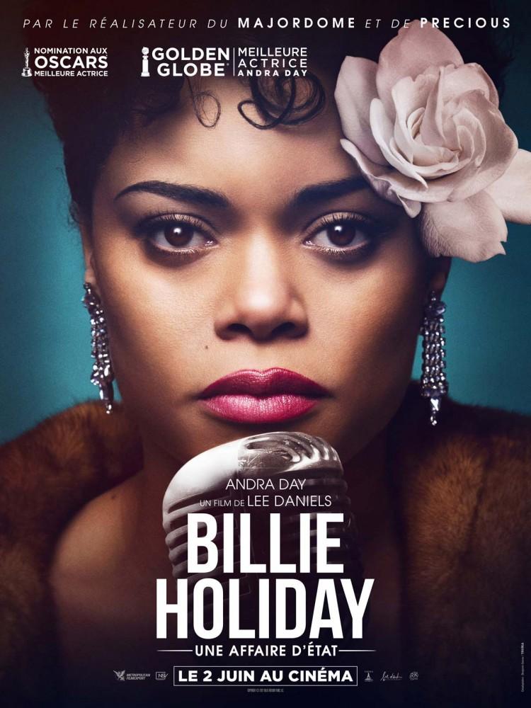 Billie Holiday, Une Affaire D'Etat