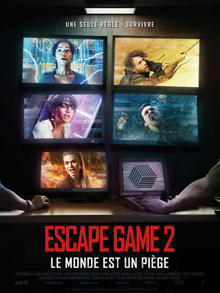 Escape Game 2 - Le Monde Est Un Piege