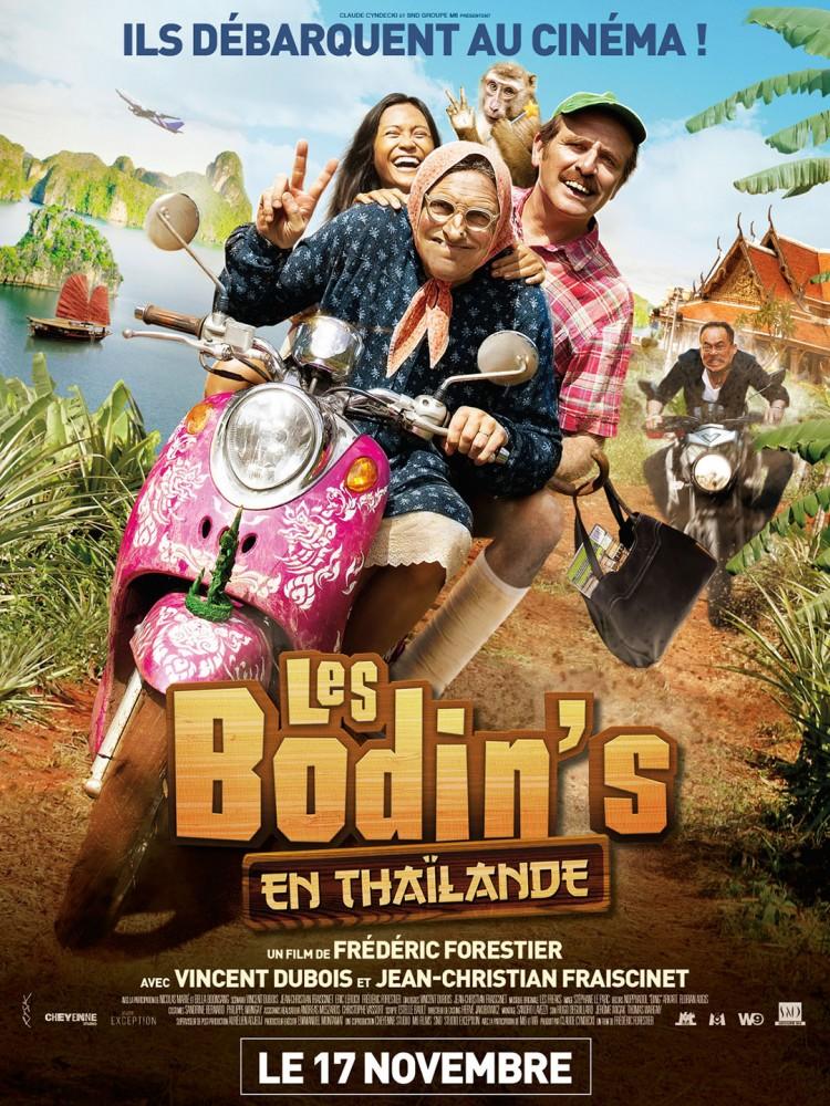 Les Bodin's En Thailande