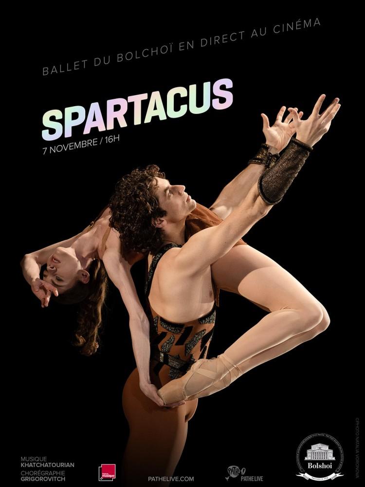 Spartacus (Ballet Du Bolchoi)