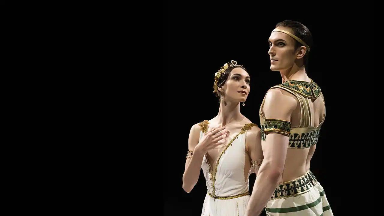 La Fille Du Pharaon (Ballet Du Bolchoi)